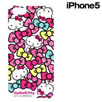 Carcasa De Iphone 5 Hello Kitty Sanrio Japón Ribbon