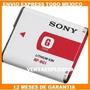 Bateria Camaras Sony Recargable Np-bg1 Np-fg1 Np-bg1 Dsc-w30