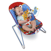 Fisher Price Silla Y Mecedora Vibradora Adorables Animales
