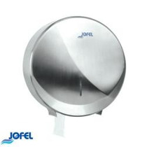 Dispensador De Papel Rollo Inox Jofel Institucional
