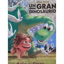 Un Gran Dinosaurio, Libro Para Colorear Fiesta