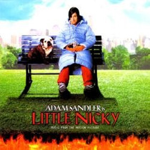 Cd Soundtrack De La Película Little Nicky (hijo Del Diablo)