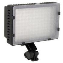Lampara P Video 160 Leds Kit C/ Bateria Np-f970 Cargador Fn4