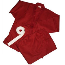 Karategi O Karategui Rojo - Marca Asiana - Karate
