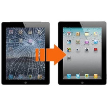 Touch Screen Ipad 2 Pantalla De Cristal Ipad Original Maa