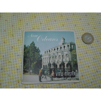 Antiguos Viewmaster New Orleans Discos