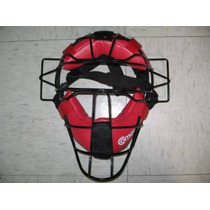 Careta Roja Comax Adulto Catcher