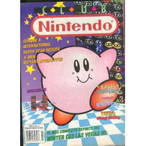 Revista/magazine De Club Nintendo 1995 -envio Gratis