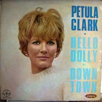 Rock Inter, Petula Clark, Vol. 2, Hello Dolly, Lp 12´,