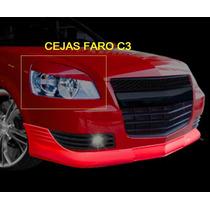 Cejas Pestañas Chevy C3 Al Mejor Precio Automagic