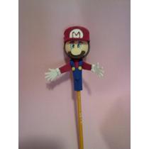 Fofulapiz Mario Bros,angellina La Ballerina Y Mas Personajes