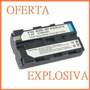 Bateria Li-ion Recargable Np-f550 Np-f530 Np-730 Np-930