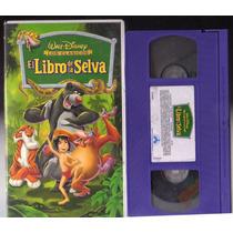 Pelicula Vhs El Libro De La Selva