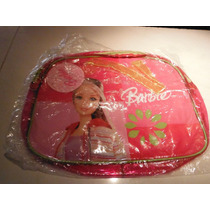 Bolsa Barbie Doll Pink Mattel Rosa Moda Fashion Girl
