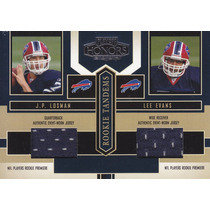 2004 Honors Jerseys J. P. Losman Lee Evans Bills