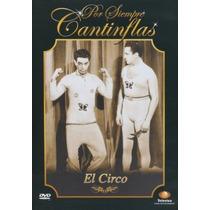 Dvd Cine Mexicano Mario Moreno Cantinflas El Circo Tampico