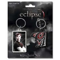 :: Eclipse - Jacob :: Set 2 Llaveros Crepúsculo