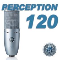 Microfono De Condensador Akg Perception 120 De Alta Calidad