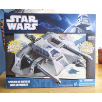 Star Wars - Luke Skywalker Snowspeeder Nuevo Saga Legends