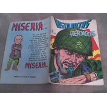 Comic Historietas Hechos Heroicos