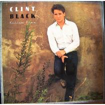 Rock Inter, Clint Black , Lp12´, Hecho En U S A