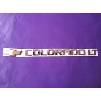 Emblema Colorado Lt Chevrolet Camioneta