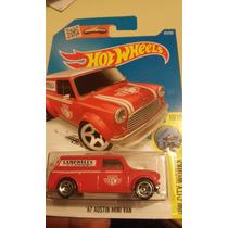Hot Wheels De Coleccion 2016 Austin Mini Van 67