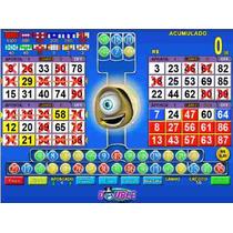 Bingo, Doble Mania, Show Ball, Guia De Bingo Todo En Uno