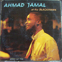 Jazz Inter, Ahmad Jamal, Blackhawk, Lp 12´, Hecho En U S A