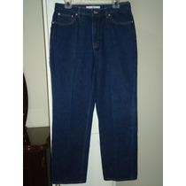Pantalon D Mezclilla Tommy Hilfiger Para Dama Talla 12-36