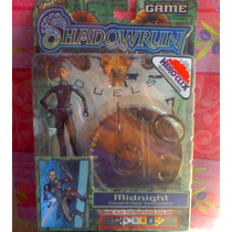 Shadowrun Midnight Heroclix Figura De Accion