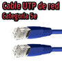 Cable De Red Utp 15 Metros Categoria 5e Para Pc Laptop Xbox