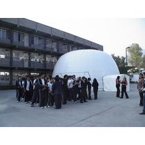 Domo Planetario Magico Ó Movil De Mexico, 3d, Imax Y Warp