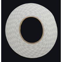Adhesivo Rollo 3m Doble Cara 2mm Blanco