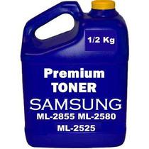 1/2 Kg Toner Samsung Ml-2525 Ml-2580 Ml-2855 Reset Gratis