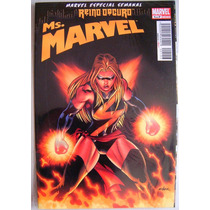 Ms. Marvel Reino Obscuro 1 Marvel Comics Edit Televisa