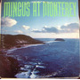 Jazz Inter, Charles Mingus, At Monterey, Lp12´, Hecho En Usa