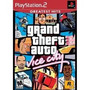Grand Theft Auto: Vice City Para Ps2.
