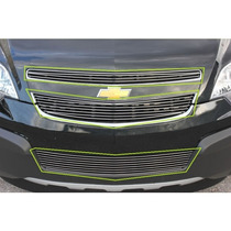 Combo De Parrillas Billet Chevrolet Captiva 2012 - 2013 Lujo