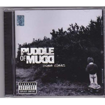 Puddle Of Mudd Come Clean Cd Como Nuevo Limp Bizkit Rock