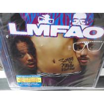 Lmfao Sorry For The Party Rock Deluxe Cd + Dvd Nuevo Sellado