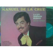 L.p.acetato Grande Manuel De La Cruz
