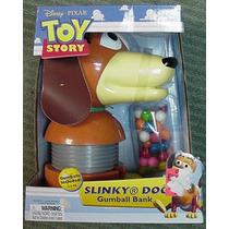 Dispensador, Maquina De Chicles Slinky, Toy Story 2 Y 3 Fd