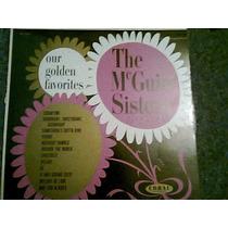 Disco Acetato De The Mc Guire Sisters