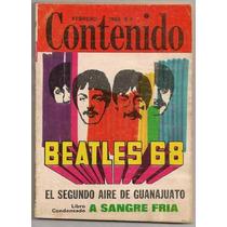Los Beatles En Revista Contenido Febrero De 1968