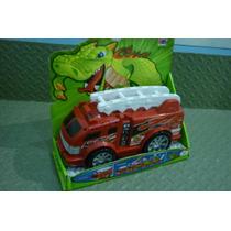 Transformers Camion Bombero Y Dragon, Increible!!!