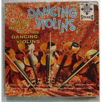 Rudy Risavy / Dancing Violins 1 Disco Lp Vinilo