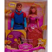Princesa Aurora Y Principe Phillip Gran Set