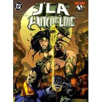La Liga De La Justicia Jla/wichblade Dc Comics Vid