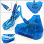 Adaptador O Convertidor Usb Pc A Ps1 Ps2 Psx Control Play S